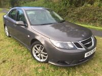 SAAB 9-3 1.9TDI VECTOR SPORT 57 REG FACELIFT MODEL WITH FULL SERVICE HISTORY, PETER 07867955762