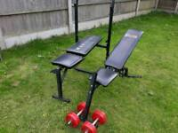 Weights benches