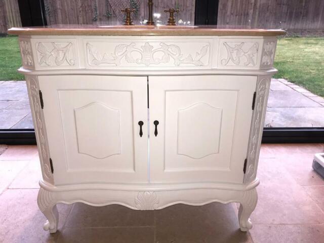 Swell French Antique Style Bathroom Vanity Unit In Wimborne Dorset Gumtree Download Free Architecture Designs Parabritishbridgeorg