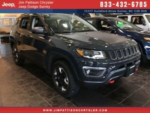 2018 Jeep Compass Trailhawk - Only 14 kms!