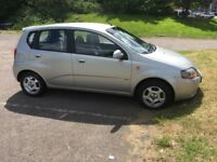 CHEVROLET KALOS SX AUTOMATIC MOT UNTIL JULY 2019 2 KEYS NICE AND CLEAN