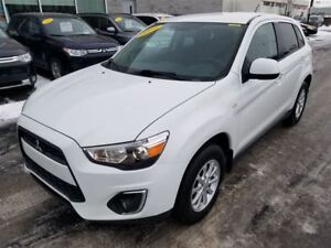 2014 Mitsubishi RVR SE MAGS+BLUETOOTH+SIEGES CHAUFFANTS+CRUISE