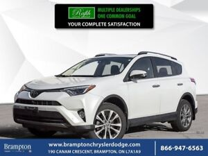 2017 Toyota RAV4 LIMITED | AWD | TRADE-IN |