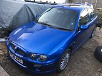 2003 MG ZR+ 1.8 Petrol