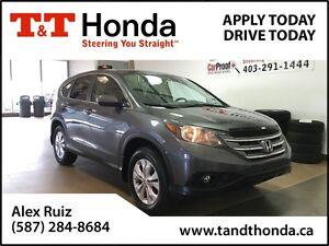 2013 Honda CR-V EX *Rearview Camera, New Tires, Bluetooth*