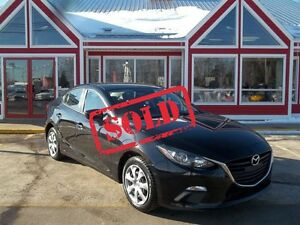2014 Mazda MAZDA3 GX-SKY!! AIR!! CRUISE!! BLUETOOTH!! iPAD INTER