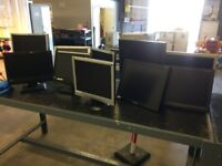 PC Monitors - very cheap for quick sale