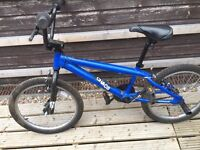 BMX ''CHAOS'' Bike. Good condition, hardly used