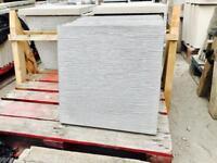 Non-slip textured concrete Paving slabs