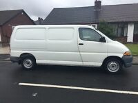 Toyota Hiace long wheel base superb condition