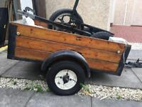 Small Trailer 4ft x 3ft