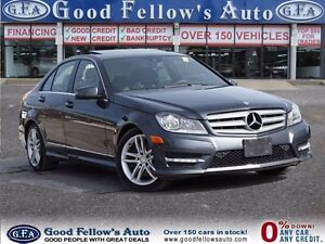 2013 Mercedes-Benz C-Class C300 | 4MATIC, SUNROOF, SPORT & PREMI