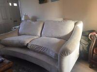 A Laura Ashley sofa!
