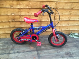 HUFFY PATRIOT KIDS BIKE GOOD CONDITION