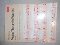 MUSIC THEORY IN PRACTICE GRADE 1 BOOK