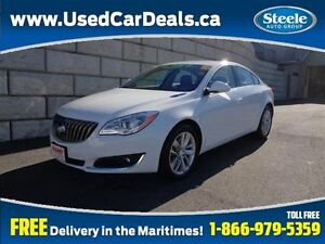 2016 Buick Regal CX 2.0L Turbo Htd Lthr Alloys Cruise