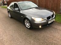 BMW 5 Series 2.5 525i SE Saloon 4dr Petrol Automatic May p/x HPI CLEAR 2004 (54 reg)