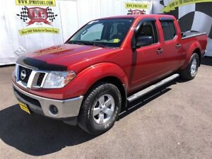 2012 Nissan Frontier SV, Crew Cab, Automatic, Bluetooth, 4*4