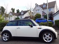 12 MONTH WARRANTY! (55) MINI COOPER Chilli Pack WHITE Lady Owned- Immaculate- MINI History- Top Spec