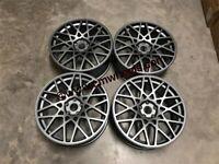19″ Inch Rotiform style Wheels GOLF VW Golf MK5 MK6 MK7 MK7.5 Audi A3 Seat Leon Caddy 5x112