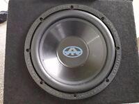 T1 amp & Subwoofer 600 watt £50