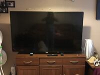55 inch Philips LCD tv for sale