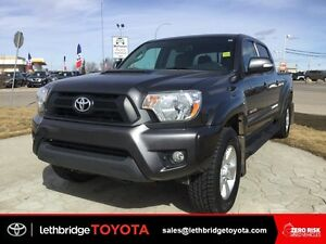 Certified 2015 Toyota Tacoma TRD Sport Dbl Cab - HEATED SEATS!