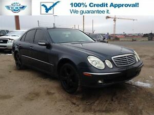 2004 Mercedes-Benz E-Class AWD Leather&SunRoof!! Amazing Value!!