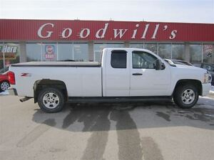 2007 Chevrolet Silverado 1500 Z-71! EXT CAB! LONG BOX!