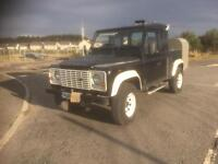 Landrover 110 defender business opportunity or easy conversion back
