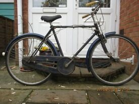 HUMBER Vintage Bicycle