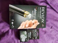 Revlon shine addict nail buffer and refill
