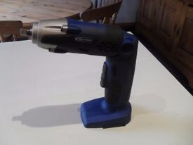Blue point Snap on 3/8 drive adjustable 14.4v impact wrench