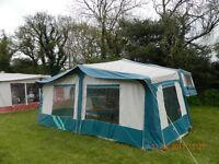 4/6 berth pennine sterling se trailer tent