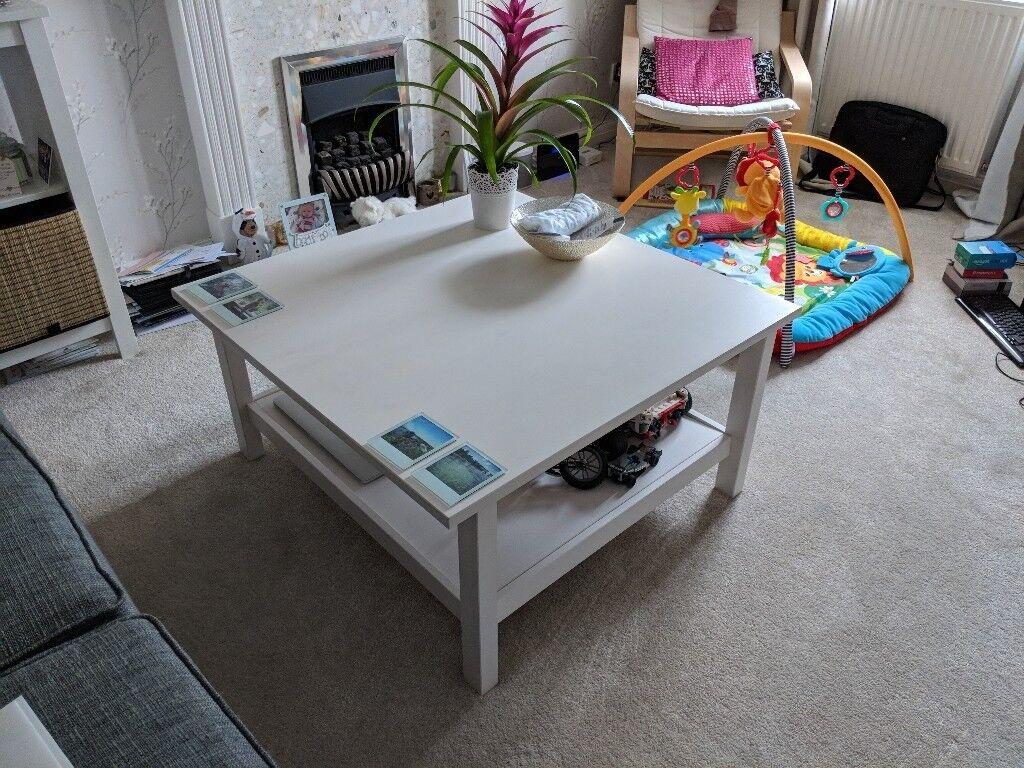 Ikea hemnes coffee table in hadfield derbyshire gumtree