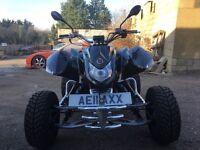 Apache RLX 400CF QUAD BIKE.
