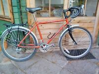"""Dawes """"One Down"""" touring bicycle"""