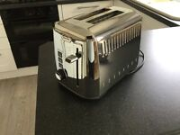 BREVILLE TWO SLICE CHROME TOASTER