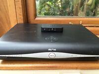 Sky Plus HD box, plus wifi box
