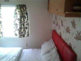 Caravan for rent Chapel St Leonards, Golden Palm Resort near Skegness.