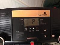 Roger Black Treadmill, with incline option. Bingham