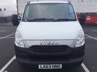 2013 iveco daily 2.3 Diesel automatic recovery track/ van long mot, low Mileage run very smooth