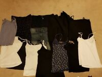Bundle of size 10 and 12 women clothes