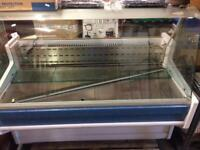 Shop refrigeration unit