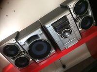 Sony stereo