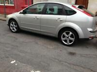 58 Focus 1.6 Zetec Climate,Recent Cambelt Change, 1 Yr Mot, ,Service History,., New Clutch, and the