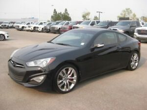 2013 Hyundai Genesis 3.8- HTD Seats- GET THE Scoop ON This Coupe