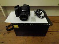 Nikon COOLPIX P500 12.1MP high end Digital Camera