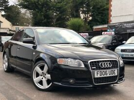 Audi A4 2.0 TDI S Line Automatic Full Service History 1 Year MOT + Warranty + Finance Available