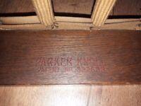 Vintage Parker Knoll Footstool - Vintage Foot Stool - K England & Son
